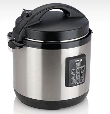 Fagor 3 In 1 Multicooker Pressure Cooker Manual Hip Pressure Cooking