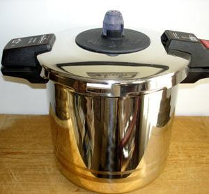 Magefesa Rapid II (2) Pressure Cooker Manual