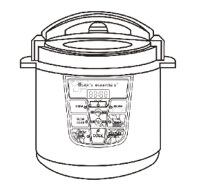 Cook's Essentials Electric Pressure Cooker Manual