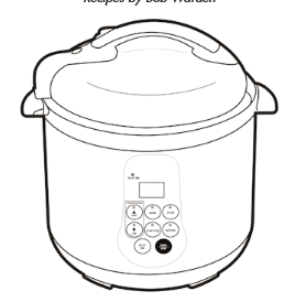 Cook's Essentials ~ hip pressure cooking
