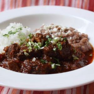 John's Pressure Cooker Beef Chili Colorado - Reader Recipe