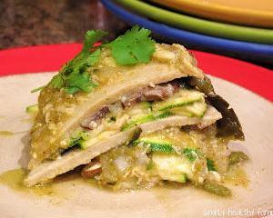 Gwen's Pressure Cooker Santa Fe Style Enchiladas Verdes – Reader Recipe