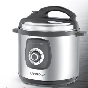 Kambrook Electric Pressure Cooker Manual