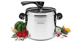 Lagostina Pressure Cooker Manual