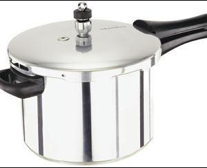 Manttra 100 & 101 Series Pressure Cooker Instruction Manual & Recipes