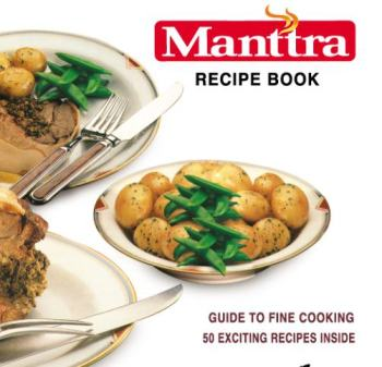Manttra Smart Series Pressure Cooker Recipes