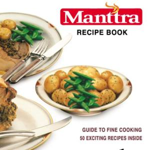 Manttra Chef X-press Electric Pressure Cooker Recipes