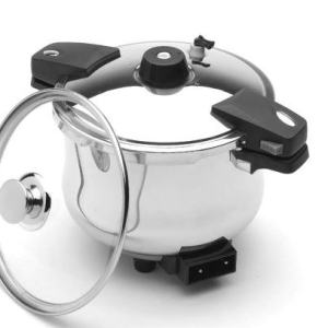 Wolfgang Puck Electric Pressure Cooker/Stockpot Instruction Manual