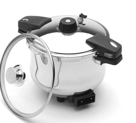 aldi pressure cooker instruction manual
