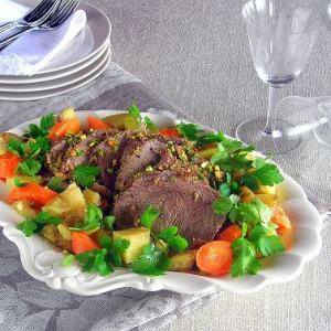 How to make a pressure cooker Pot Roast One Pot