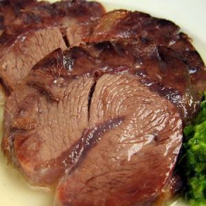 Turn Tough Meat into Jelly: Italian Boiled Beef with Rustic Green Sauce