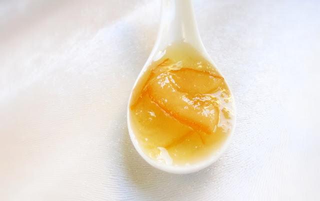 Pressure Cooker Lemon Marmalade