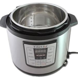 Instant Pot Pressure Cooker Manual IP-LUX