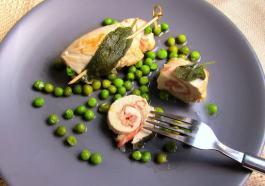 pressure cooker chicken breast rolls