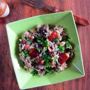 HOT!!! One Pot New Orleans Dirty Rice – pressure cooker recipe