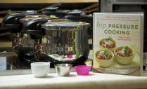 Fagor Futuro and the Hip Pressure Cooking Book