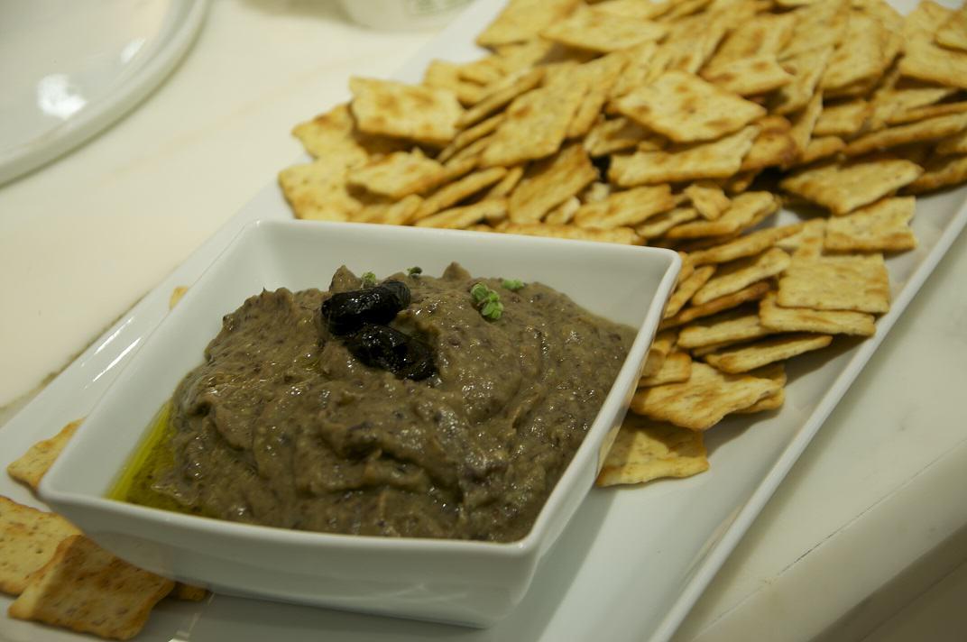 Eggplant Caviar - in 5 minutes!