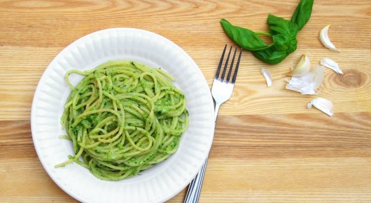 Zucchini Pesto Pressure Cooker Recipe