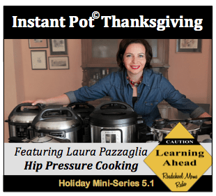 RoadSchool Moms Podcast with Hip Pressure Cooking
