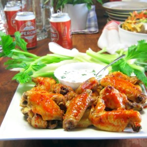 Buffalicious Chicken Wings – party in minutes!