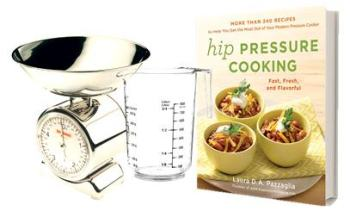 Metric Weights & Measurements for Hip Pressure Cooking Cookbook
