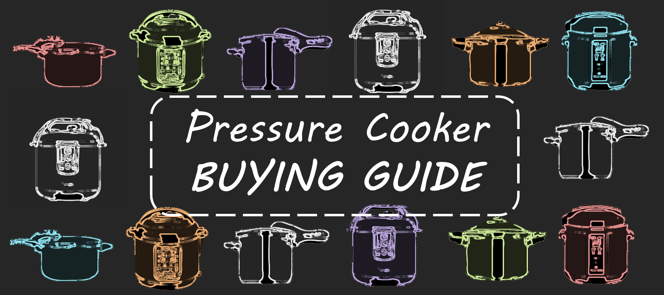 The Pressure Cooker Buying Guide ⋆ hip pressure cooking