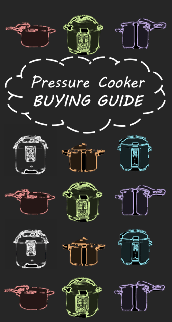 The Pressure Cooker Buying Guide - expert advice to choosing the right pressure cooker!