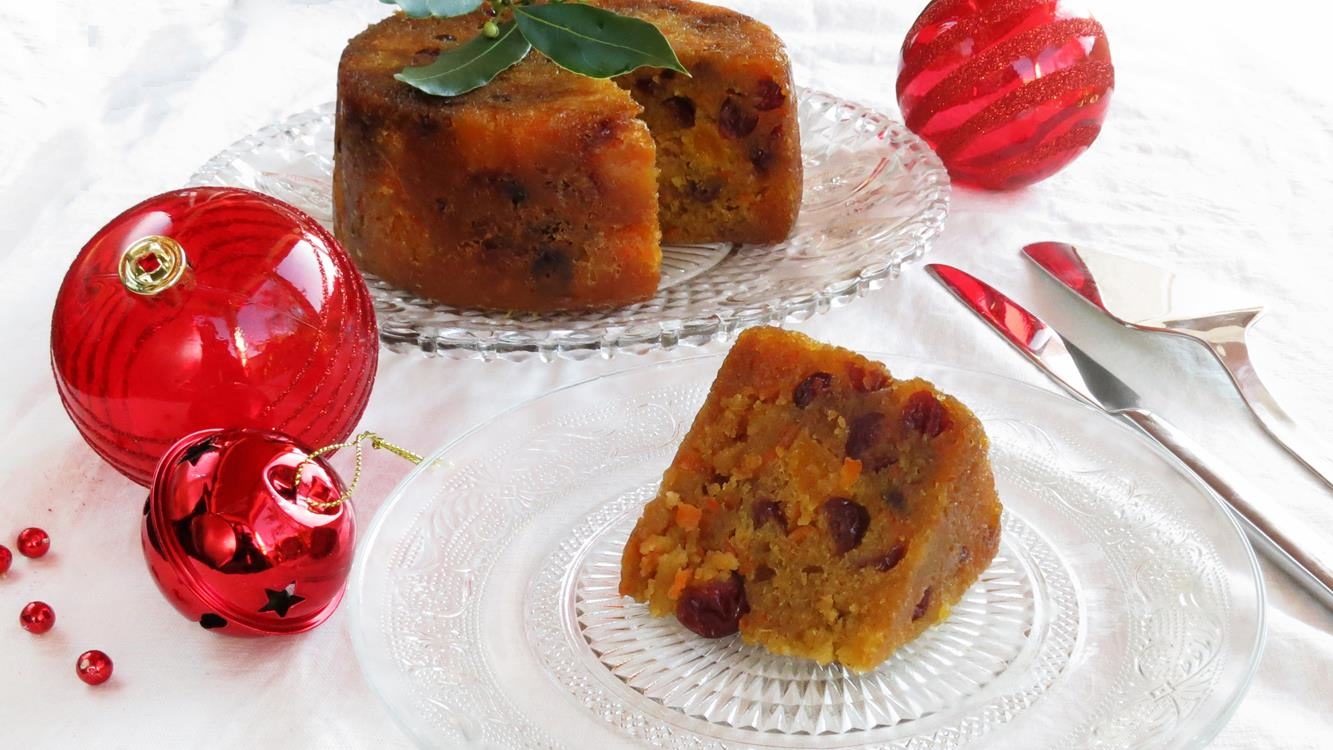 Suet substitute for christmas pudding