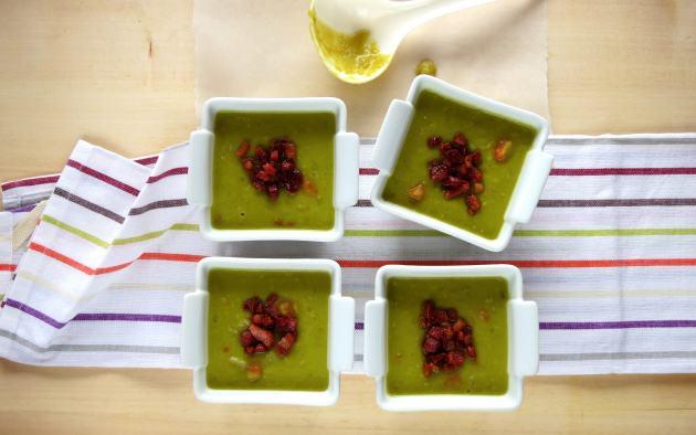 Pressure Cooker Split- Pea Soup