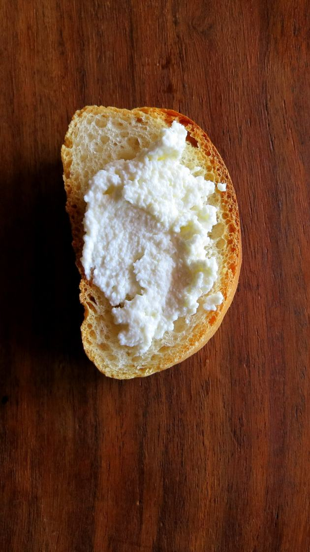 Ricotta from teh pressure cooker