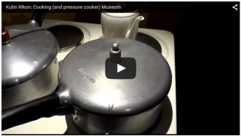 VIDEO: Kuhn Rikon Cooking Museum Tour