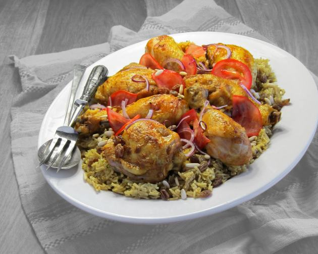 pressure cooker chicken and rice