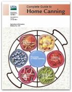USDA Complete Guide to Home Canning, ( click image to download)
