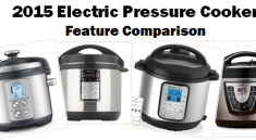 2015 Electric Pressure Cooker Feature Comparison Guide