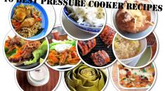 10 Best Pressure Cooker Recipes!