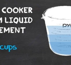 The Pressure Cooker's Minimum Liquid Requirement