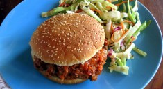 Pressure Cooker Sloppy Joes