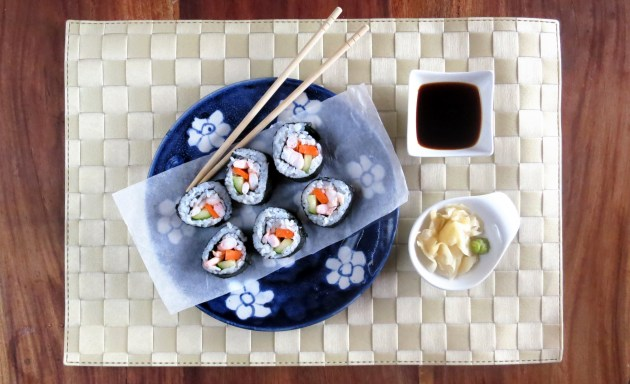 how to cook sushi rice in pressure cooker