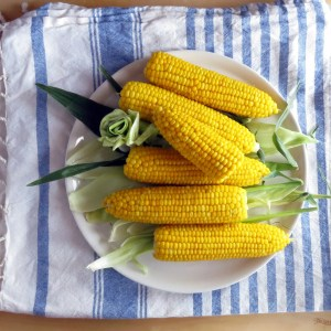 Easy Pressure Cooker Corn on the Cob