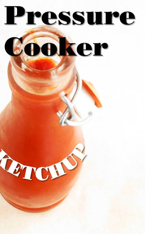 Pressure Cooker KETCHUP!