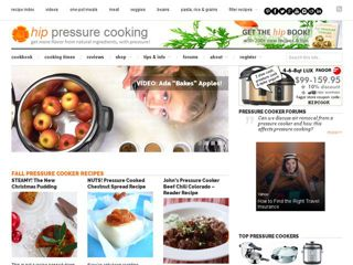 Elite by Maxi-Matic ⋆ hip pressure cooking