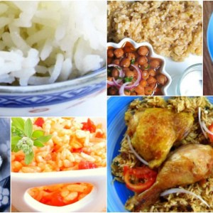 Pressure Cooker Rice Recipes