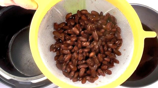 how to cook beans in a pressure cooker
