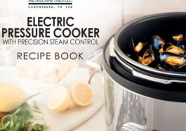 All-clad Electric Pressure Cooker Recipe Booklet