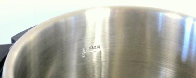 Fagor LUX 360 Inner Bowl