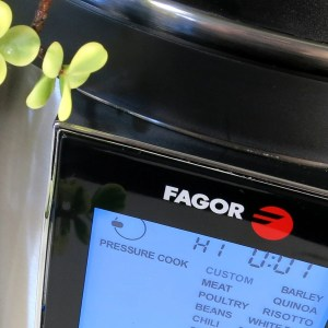 PREVIEW: Fagor's upcoming LUX™ LCD, 10-in-1 Multi Cooker!