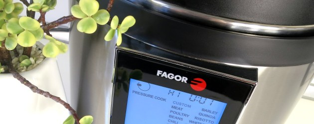 Fagor LUX 360 Electric Pressure Cooker & Multi Cooker