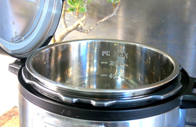 Instant Pot Ultra Stainless Steel Liner