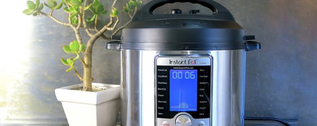 Instant Pot ULTRA Preview