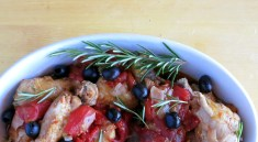 EASY Chicken Cacciatore Recipe - pressure cooker